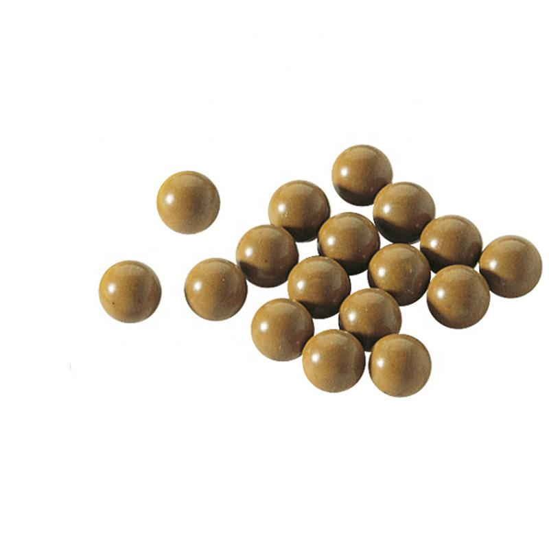 Polyimide solid ball